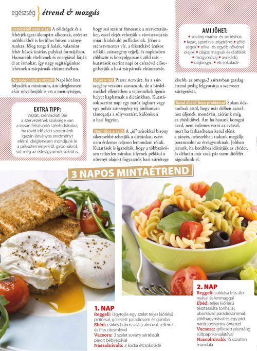 egészséges étrend könyv blogok