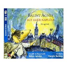 Bálint Ágnes: Egy egér naplója