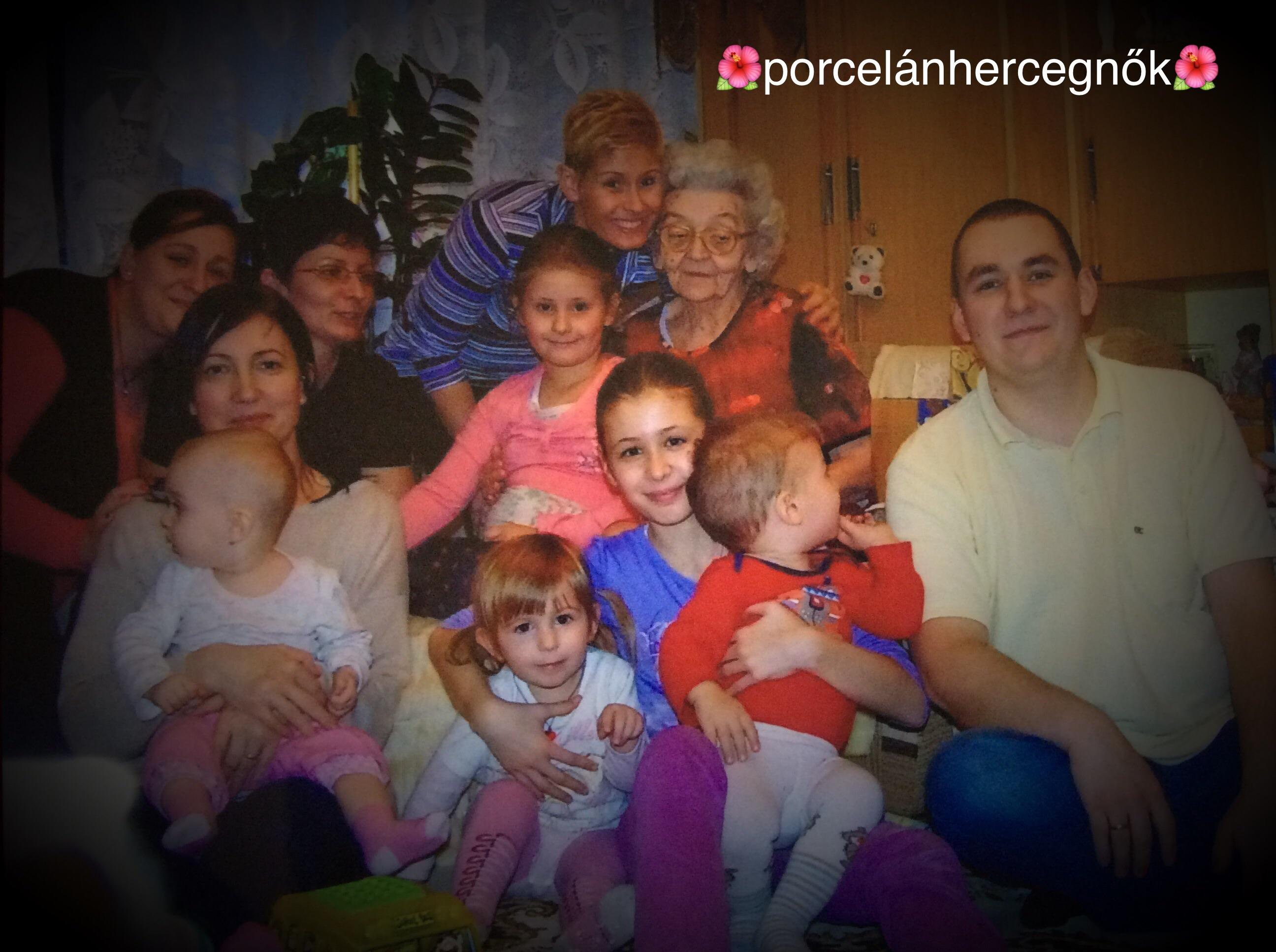 Bálint Ágnes: Szeleburdi család