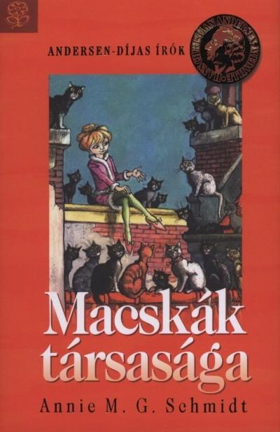 Annie M. G. Schmidt: Macskák társasága
