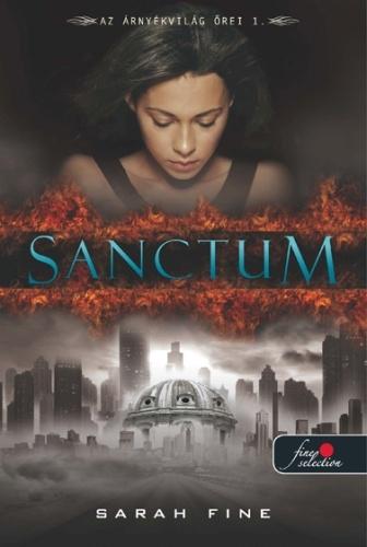 Sarah Fine: Sanctum