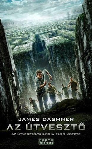 James Dashner: Útvesztő