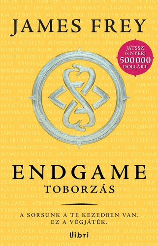 James Frey: Toborzás